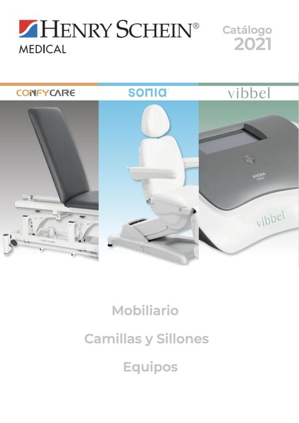 Catálogo Mobiliario Medicina