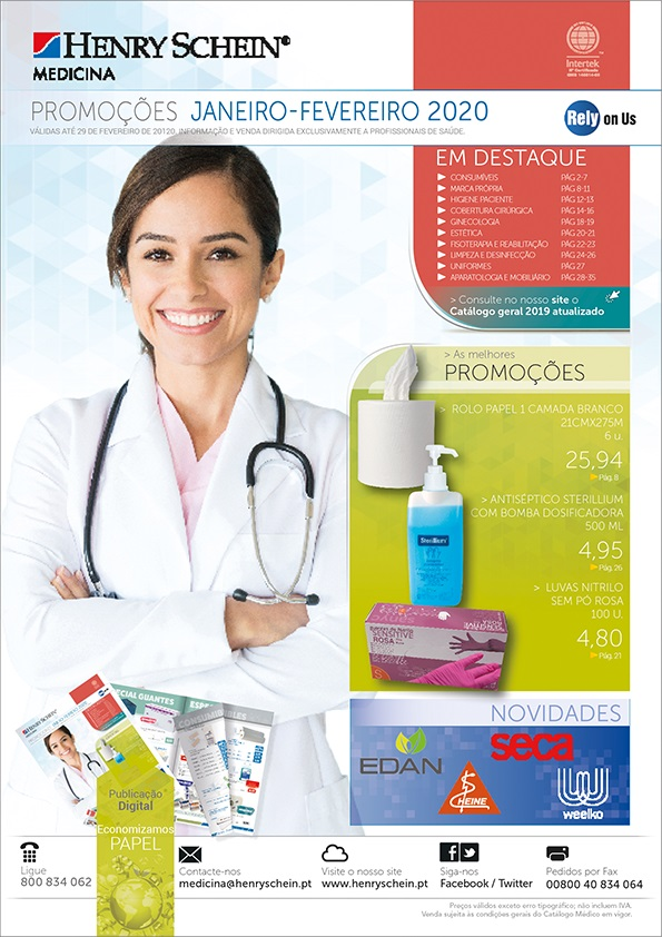 Promoções Mensais Medicina
