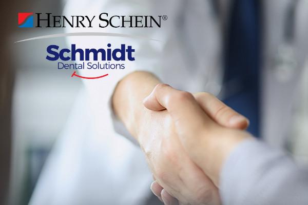 Bem-vindo à Henry Schein Schmidt Dental Solutions!