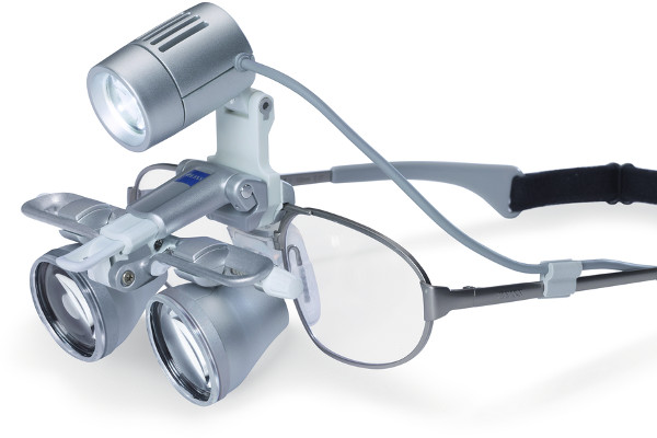 Lupa dentaria Eye Mag Light II